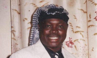 Professor Ishaq Akintola