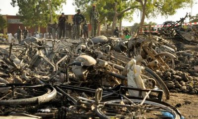 Kano Mosque Attack