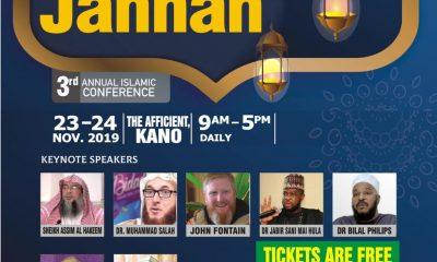 Path to Jannah