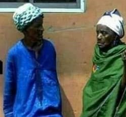 Kano Old Couple