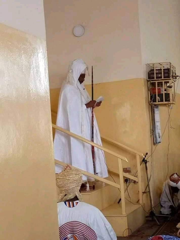 Emir of Bichi Nasiru Bayero