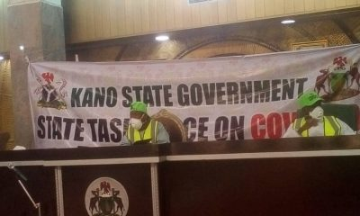 Kano state taskforce