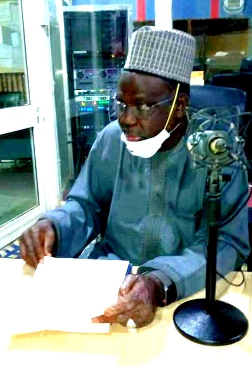 Prof Yahuza Bello