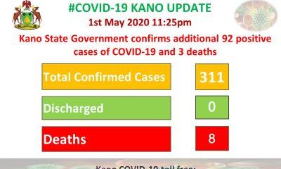 Kano Covid May01