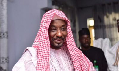 Deposed Emir Sanusi