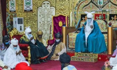 Emir of Rano and Emir of Kano