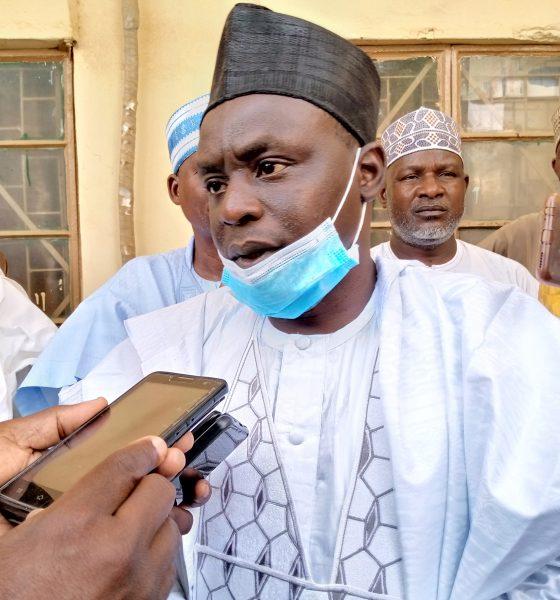 Education Commissioner Sanusi Kiru