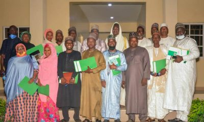 Kano state selection committee