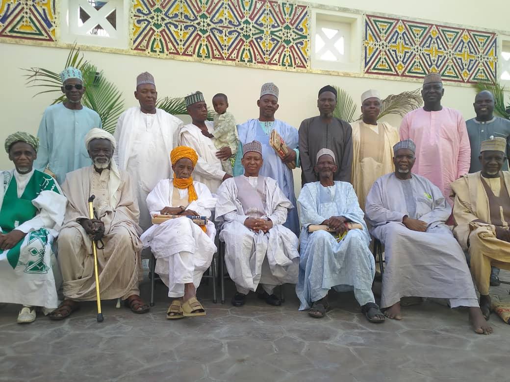 Daneji community visits AGF