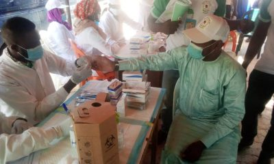 Testing for Hepatitis in Kano