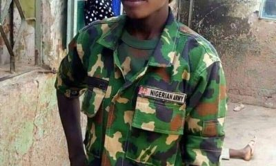 Private Amina Nuhu