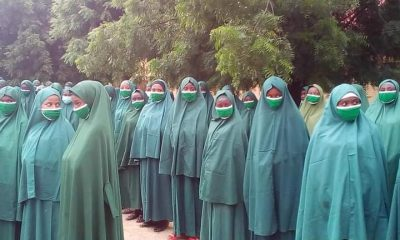 Kano Female Students