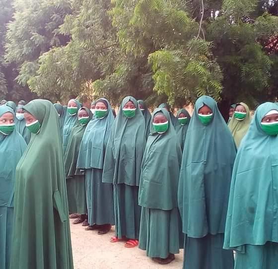 Kano Female Students