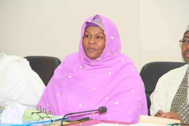 Commissioner women affairs Zahrau Umar