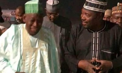 Ali Baba Fagge and Ganduje