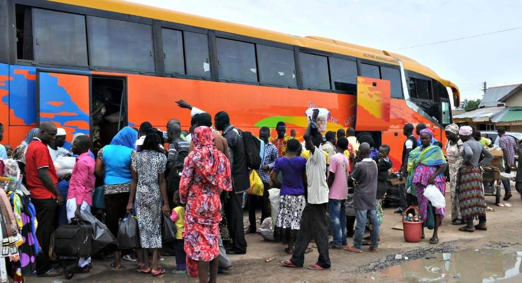 Luxurious Bus Kano