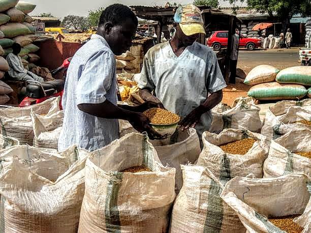 Grains sellers