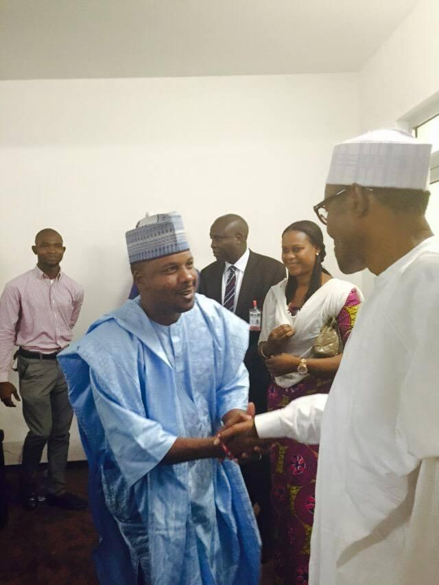 Yakasai and Buhari